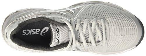 Asics Netburner Ballistic Gel Glacier Multisport Grey Women's Shoes Grey Indoor Dark Silver Grey rTwrq5