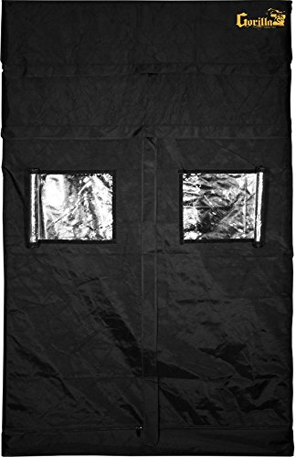41fOvtNjiKL - Gorilla Grow Tent 5 x 5 2018 Model w/Free Extension !