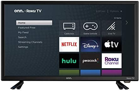 24 inch Class 720P HD LED Smart TV (100012590) (Renewed)