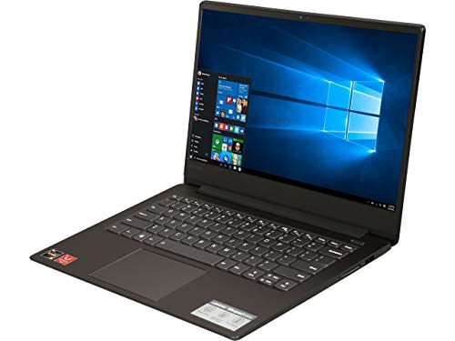 "Lenovo IdeaPad 530S 14"" FHD LED-Backlight Laptop, AMD Ryzen 5 2500U (>i7-7500U) up to 3.6GHz, 8GB DDR4, 256GB PCIe SSD, AMD Radeon Vega 8, USB 3.1 Type-C, Backlit Keyboard, Bluetooth, HDMI, Windows 10"
