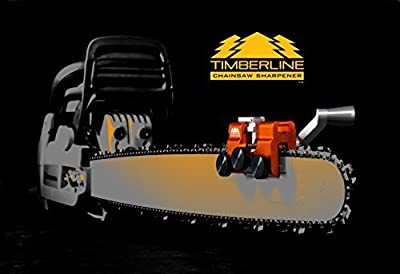 Timberline Chainsaw Sharpener with 7/32 Carbide Cutter, Model: , Home & Outdoor Store