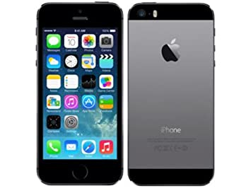 f95e42c803 Amazon | 【海外版SIMフリー】Apple iPhone5S 64GB スペースグレイ【sim ...
