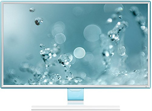 Samsung S27E391H 68,58 cm (27 Zoll) Monitor (HDMI, D-Sub, 4ms Reaktionszeit, 1920 x 1080 Pixel) weiß