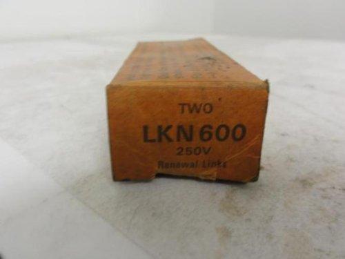 Bussman LKN-600 Super Lag Link 600 Amp Pkg 2