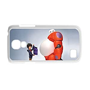 Printing With Big Hero For Galaxy S4 Mini Proctecion Phone Cases For Girly Choose Design 2