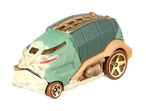 Hot Wheels Star Wars Character Car, Classic Jabba The - Hut Deal