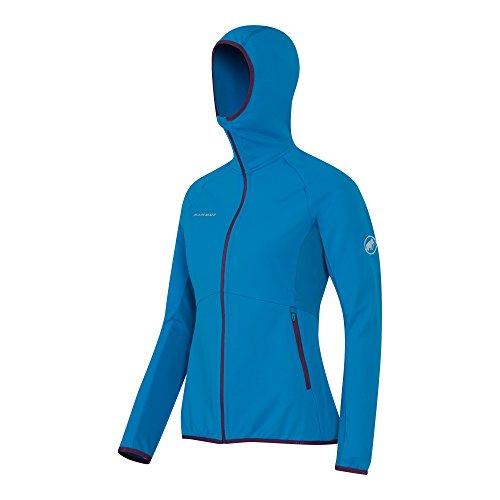 Mammut Botnica Light ML Hooded Jacket Women (Fleece Jackets/Vests) magenta
