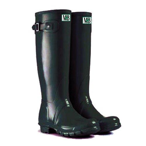 Moneysworth and Best Women's Tall Rubber Welly Boot B00MOFDEKM 8|Forest Green