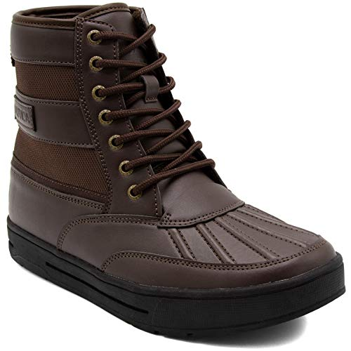 Nautica Men's Sullivan Boot,Brown,10 for sale  Delivered anywhere in USA