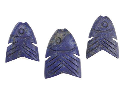 Lapis Lazuli Fish ~1