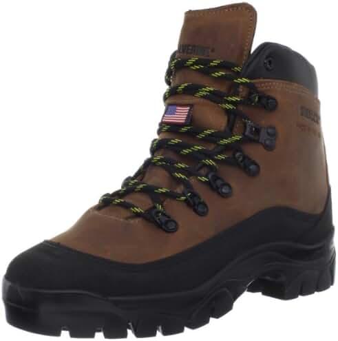 Men's 6 inch Wolverine Sentinel Waterproof Hiking Boots