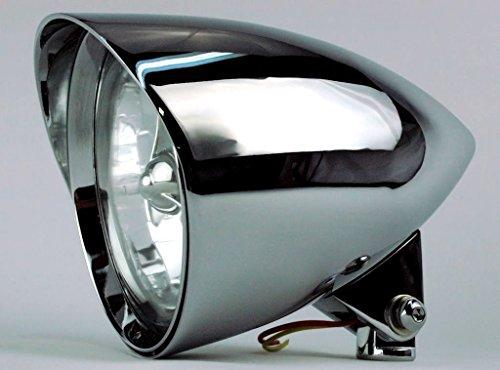 ACCESSORIESHD - Chrome Billet Headlight 5.75