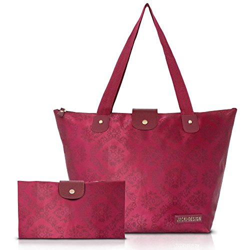 jacki-design-new-essential-foldable-tote-bag-large-burgundy