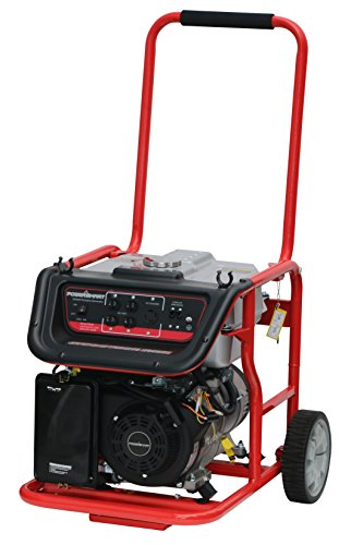 Power Smart PowerSmart PS46 5500W Portable Power Generator with A 292cc Engine