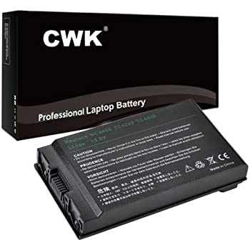 CWK New Replacement Laptop Notebook Battery for HP Compaq NC4400 TC4200 TC4400 NC4200 HSTNN-C02C HSTNN-IB12 HSTNN-UB12 HSTNN-IB12