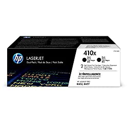 Image of the product HP 410X | CF410XD | 2 that is listed on the catalogue brand of HP.