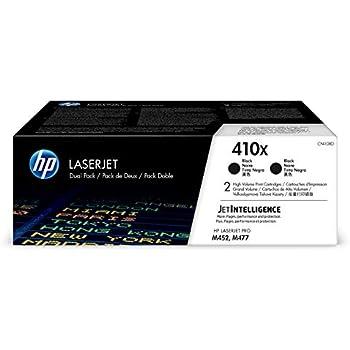 Amazon.com: HP 410X | CF410X | Toner Cartridge | Black ...