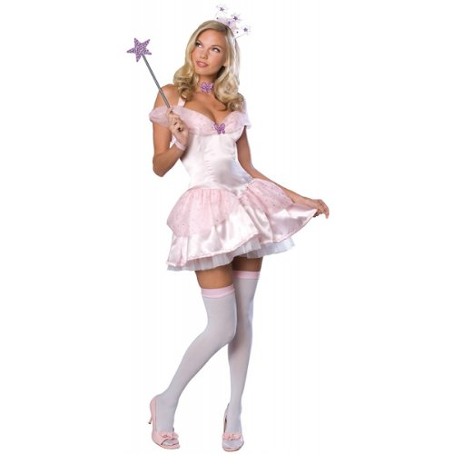 Glinda the Good Witch Costume - Medium - Dress Size 10-12 ()