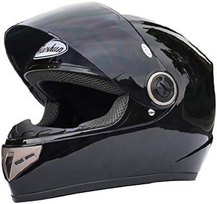 Amazon.es: Casco Adulto de la Motocicleta de la calefacción Cascos ...