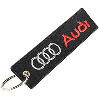 Amazon.com: Audi S4 S-line Sline Logo Chrome Pendant ...