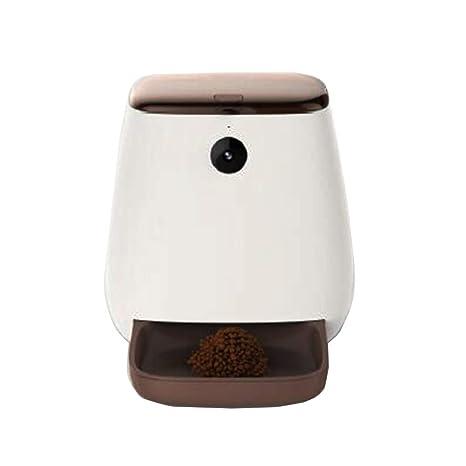 459bebea6 LL Alimentador automático de Mascotas Wi-Fi Alimentador Remoto Inteligente para  Perros y