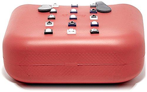 B001 sac à 076 Rosso Multicolore main OBAG 0gw7q7
