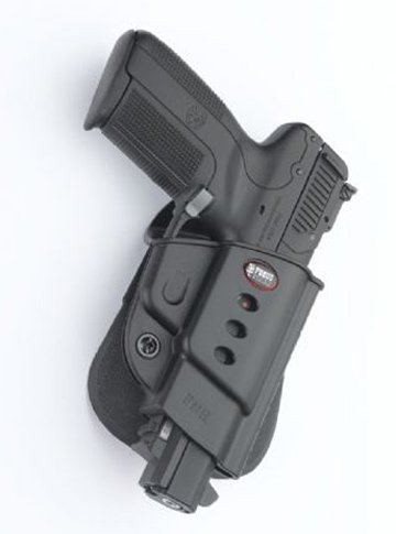 Fobus Conceal concealed carry Rotating Paddle Holster for FNH Five-Seven (doesn't fit the new FN 5.7 MK2 )