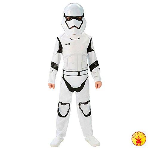 Rubies-Star-Wars-Neu-Stormtrooper-Classic-Kinder-Junge-Kostm-Fasching-Karneval