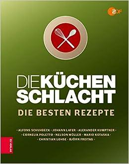 Die Kuchenschlacht 9783898838818 Amazon Com Books