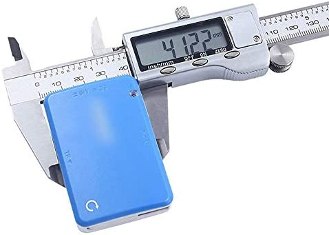 ZGQA-GQA Digital Vernier Caliper Metal Stainless Steel Electronic 0-150mm Digital Caliper Stainless Steel Measuring Tool (Size : 0-150mm)