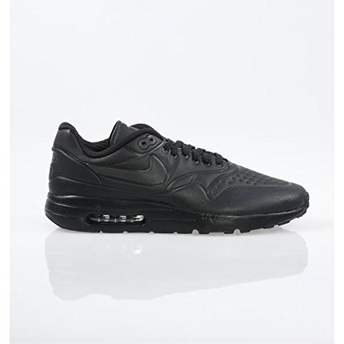 Nike Air Max 1 Ultra SE PRM Mens Running Trainers 858885 Sneakers Shoes (UK 7 US 8 EU 41, Black Metallic hemattite Black 001)