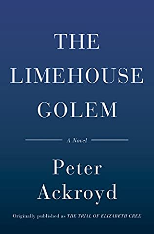 book cover of Dan Leno and the Limehouse Golem