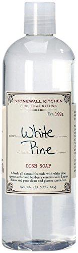 Stonewall Kitchen Dish Soap - 17.6 Ounces - White Pine