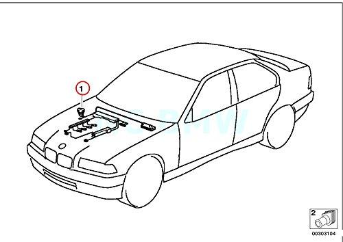 BMW Genuine Wiring Adapter Backup Light Switch