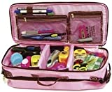 EK Success Maple Lane Studio Tool Bag, Pink