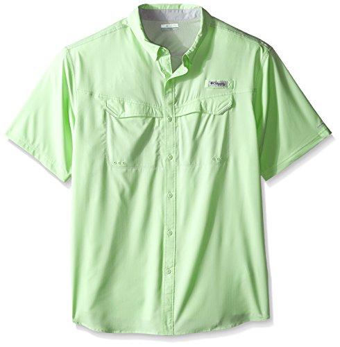 Columbia Sportswear Men's Low Drag Off Shore Short Sleeve Shirt (Big), Key West, - Sun Shore West