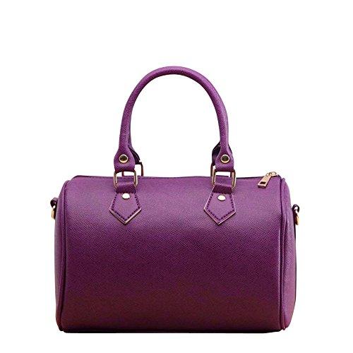 En Sac à Sacs Cabas Violet Beautyjourney Sac Sac Femme Cuir Cuir Sacs à Main Elegant Bourse Sac à Petit Mains BandoulièRe BandoulièRe Main Sac wwO01q4