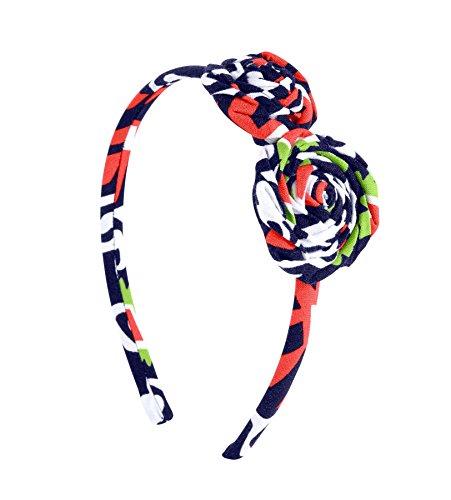 Vera Bradley Headband - Vera Bradley Flower Headband (Sun Valley)