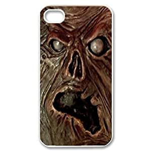 Custom iPhone 4,4S Case, Zyoux DIY New Fashion iPhone 4,4S Cover Case - Evil Dead