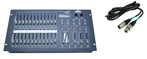CHAUVET Stage Designer 50 - DMX-512 Dimming Console/Light Controller + 25