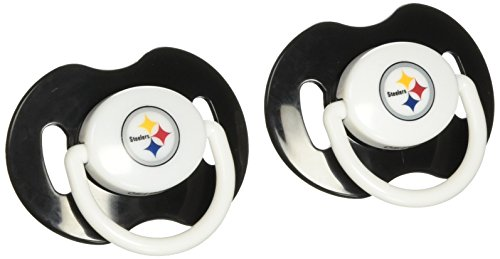 Baby Fanatic Pacifier Pittsburgh Steelers