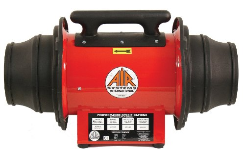 Axial Blower Ventilation (Air Systems SVF-10E 10