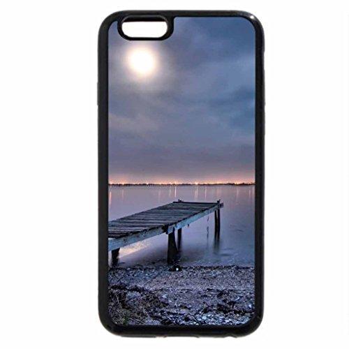 iPhone 6S / iPhone 6 Case (Black) Pleasant Evening