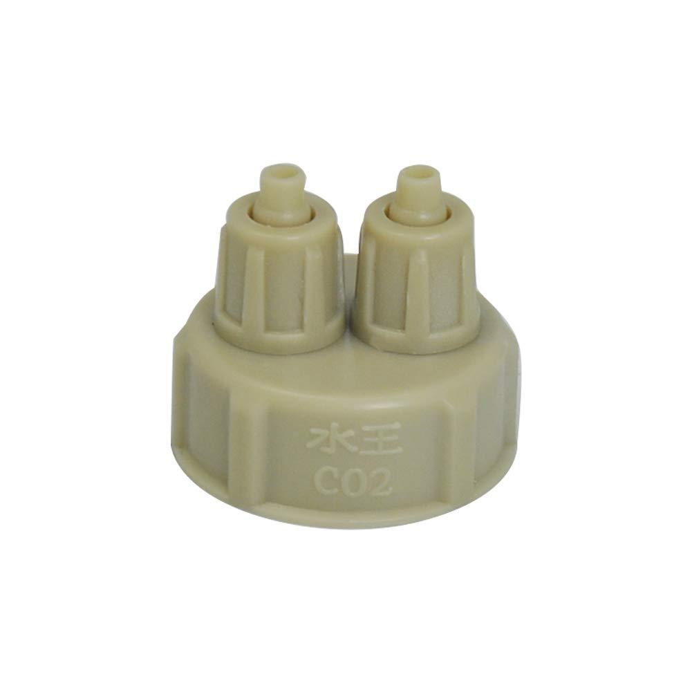 Beito Bottiglia CO2 cap Pesci carro Armato DIY Diffusore Generator Quick Release Tool Kit Tubo sigillato