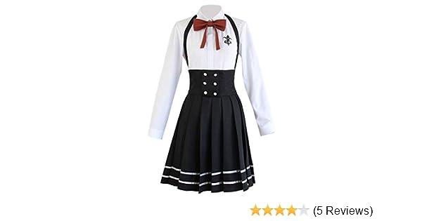 Danganronpa V3 Killing Harmony Shirogane Tsumugi Coat Uniform Cosplay Cos3