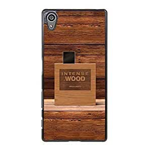 Well-known Luxury Logo Sony Xperia Z5 Case Funda DSQUARED2 Vintage Cover Hipster Carcasa