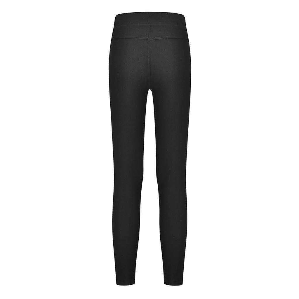 Pantalón Deportivo de Mujer, Malla para Running, Yoga y ...