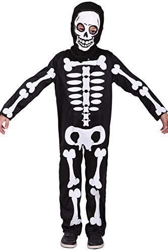 Halloween Skeleton Costume for Kids Boys Girls