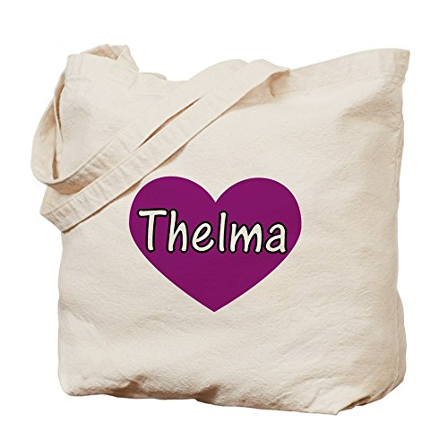 CafePress–Thelma–Gamuza de bolsa de lona bolsa, bolsa de la compra