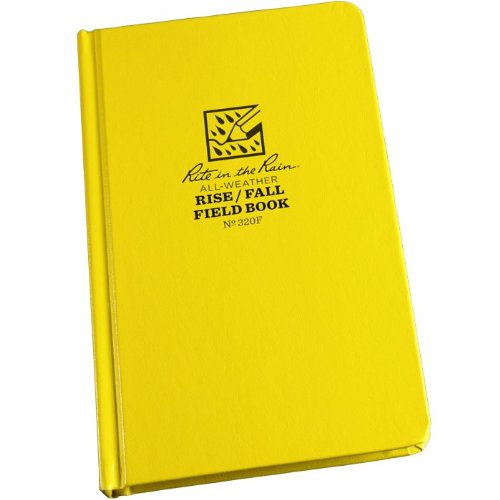 Rite in the Rain Weatherproof Notebook , Yellow (320F)